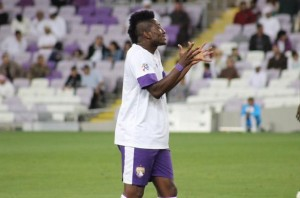 Al Ain coach concedes struggling Gyan needs more time to rediscover hot form