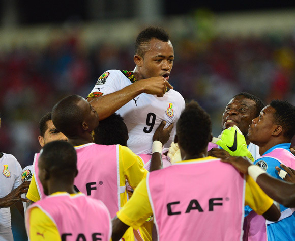 Jordan Ayew reveals conviction he had about taking crucial Ghana penalty in win over Equatorial Guinea