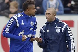 Kevin Boateng suffers heavy defeat with Schalke in Revierderby against Dortmund