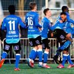 Kwame Karikari scores in Halmstad BK triumph over Syrianska in Swedish Cup