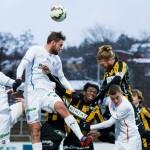 Mohammed Abubakari: Ghanaian midfielder gets to work at BK Hacken after joining Swedish side