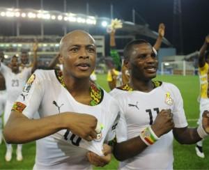 I had to stay calm to score, Mubarak Wakaso revels in massive Ghana win
