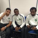 Mubarak Wakaso travels with Celtic squad for Europa League clash against Inter