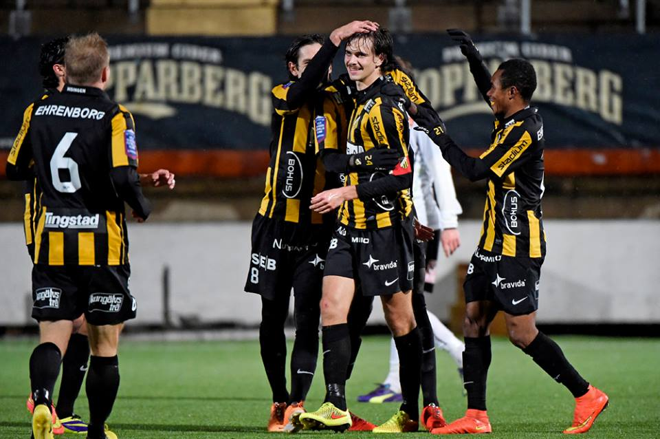 Nasiru Mohammed: Ghana youth attacker suffers injury while in action for BK Hacken in Sweden