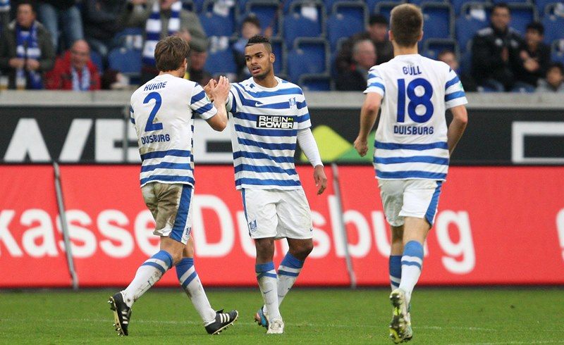 Phil Ofosu-Ayeh: Ghanaian defender suffers defeat with relegation-threatened VFR Aalen