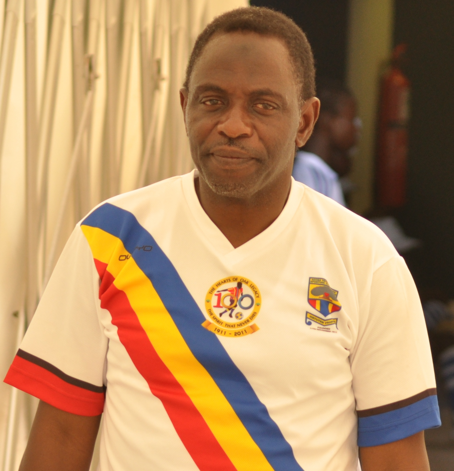 Blame Hearts supporters for club woes - Polo