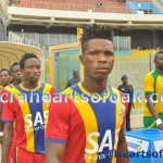 Robin Gnagne: French side FC Cayenne  table offer for Hearts defender - report
