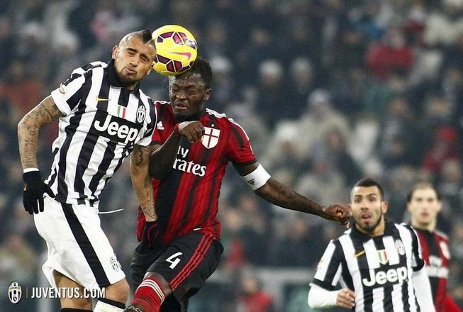 FEATURE: Why Sulley Muntari Is Under Most Pressure for AC Milan Following Juventus Game