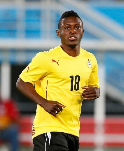 Majeed Waris: Ghana striker to make injury comeback in 7 days