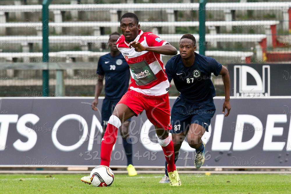 William Owusu: Ghanaian forward hits brace for FC Antwerp in Belgium
