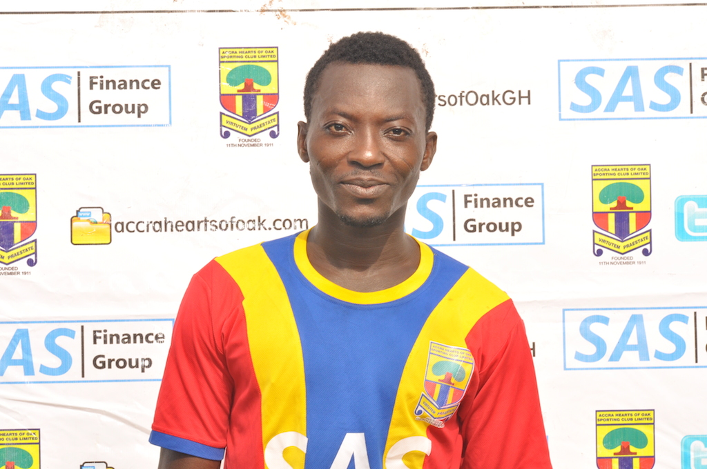 EXCLUSIVE: Former Hearts of Oak icon Kofi Abanga in China to sign for second-tier side FC Winning XY