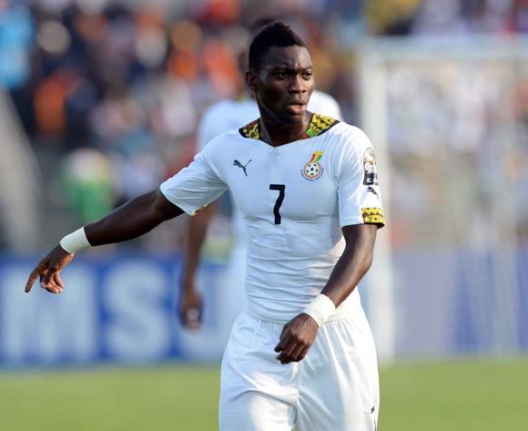AFCON 2015: Christian Atsu wins Man of the Match in Equatorial Guinea win