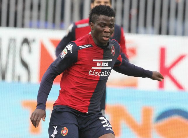 Tottenham 'in transfer talks to sign Godfred Donsah ahead of Arsenal'