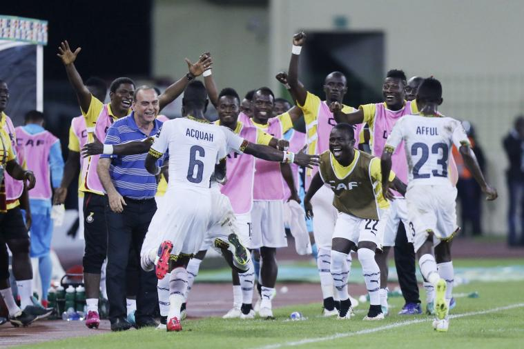 Black Stars will remain grounded after achieving 2015 AFCON final feat - George Afriyie