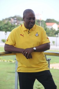 AFCON 2015: Ghana President John Mahama urges Black Stars to break 33 years of cup drought