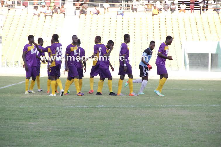 Ghana Premier League: Match Report - Medeama maintain fine home form in five-goal thriller win over Great Olympics