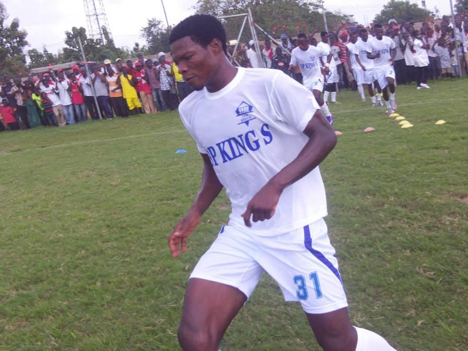 Bechem United midfielder Martey not worried about Ghana U20 snub