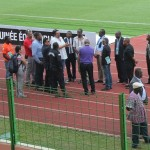 Ghanaian supporters given special protection for 2015 AFCON semi final clash