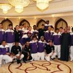 Asamoah Gyan's Al Ain in Iran for Asian Champions League clash against Naft Tehran
