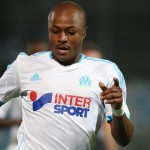 Longest serving Andre Ayew has faith in Olympique Marseille's Ligue 1 chances