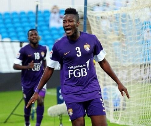 Al Ain coach downplays importance of derby clash against Al Jazira, spotlight on Ghana striker Asamoah Gyan