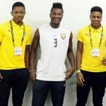 Son of Ghana's President Sharaf Mahama to watch Asamoah Gyan in big UAE derby clash
