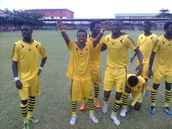Match Report: Brong Ahafo United 1-0 AshantiGold SC - Apostle silence Miners in Sunyani