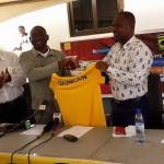 PICTURES: Kotoko unveil David Duncan as new coach