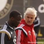 Elvis Manu: Ghanaian star declares himself unfit to start for Feyenoord against NAC Breda