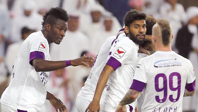 Zlatko Dalic says Al Ain can only get better after Gyan's ...