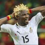 Red Bull Salzburg ponder release of crocked Ghana defender Isaac Vorsah