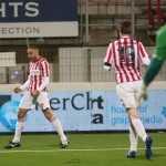 HEROICS: Ghanaian forward Johnathan Opoku scores four times for FC Oss in the Netherlands