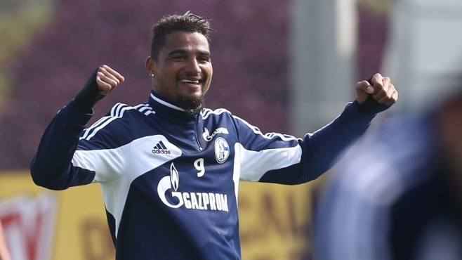Kevin-Prince Boateng's fiancee hints Ghana star could move to MLS
