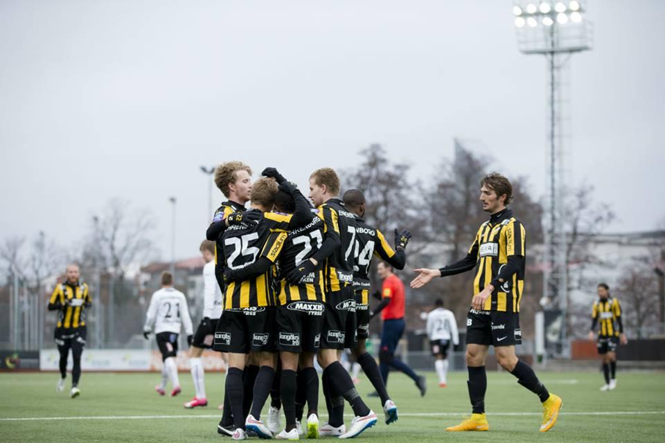Mohammed Abubakari: Ghanaian midfielder scores to propel BK Hacken in Swedish Cup