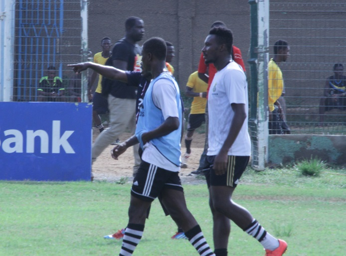 Liberty Professionals captain Alfred Nelson