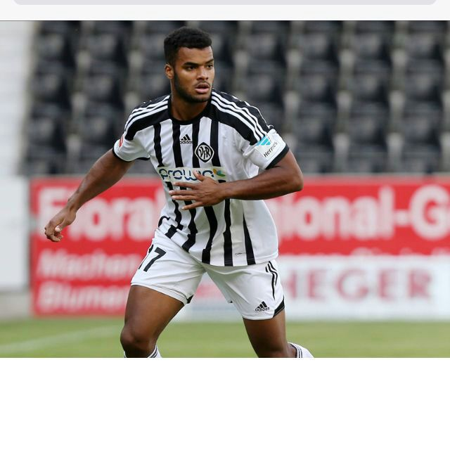 Ghanaian defender Ofosu Ayeh's VFR Aalen crush out of DFB Pokal