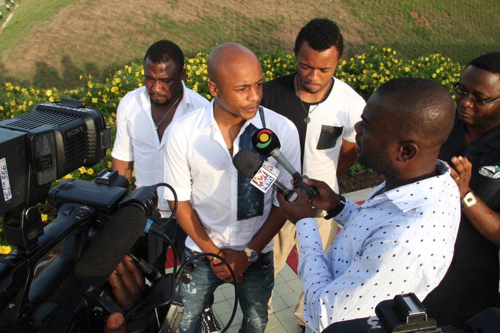 Rahim Ayew: Eldest son of Abedi Pele still dreams of playing along his brothers Jordan and Andre for Black Stars