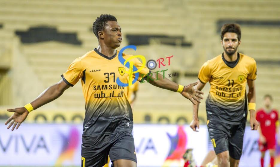 Ghana defender Rashid Sumaila scores in Al Qadsia league win
