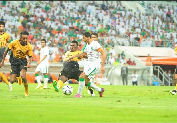 Rashid Sumaila enjoying vital experience in Kuwait with Al Qadsia