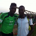 Aduana Stars get massive injury boost as goalkeeper Stephen Adams returns to training ahead of AshGold clash
