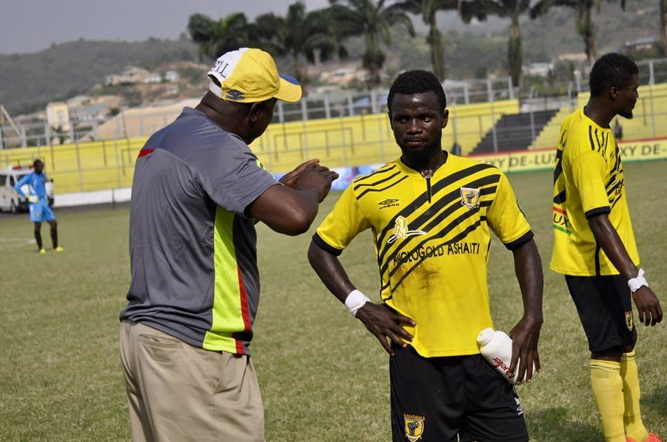 AshGold recall suspended Bernard Morrison after striker grovelled for unruly behaviour