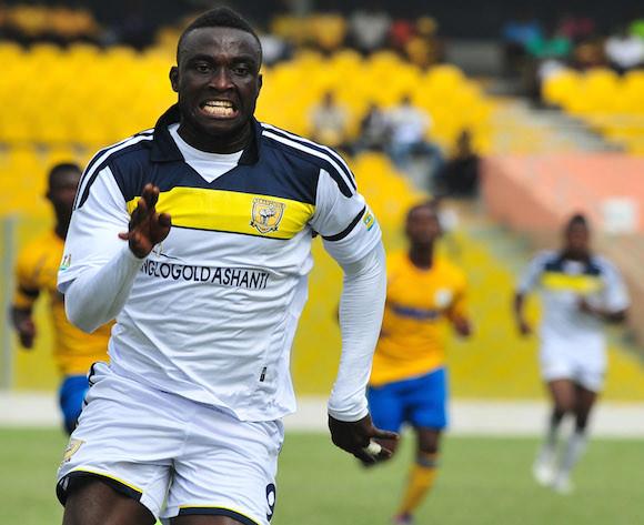Zamalek chasing Ghanaian striker Nana Poku