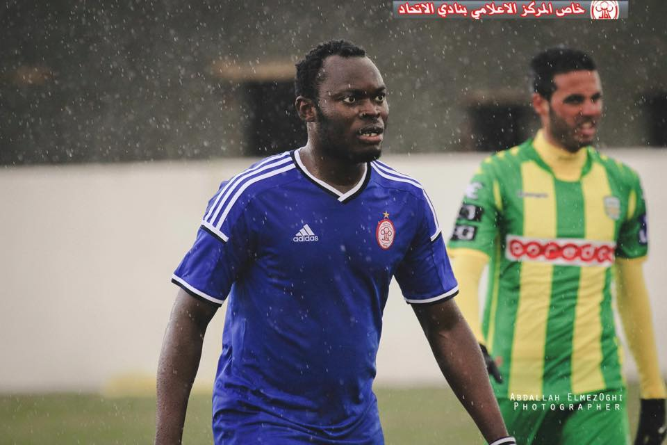 Yahaya Mohammed is likely to join Hearts of Oak