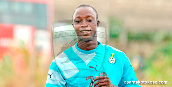 Ex-Asante Kotoko goalie Isaac Amoako open to Hearts of Oak switch