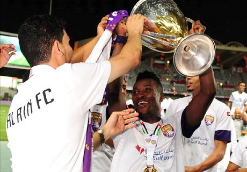 Asamoah Gyan's Al Ain to be crowned new Arabian Gulf League champions on Saturday