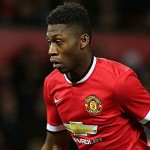 Fosu-Mensah: Ghanaian youth defender in action for Manchester United in painful Chelsea reverse