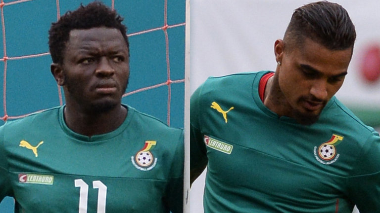 Ghana divided over Muntari and Kevin-Prince Boateng return to Black Stars