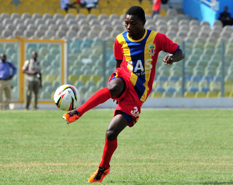 Paul Acquah sums up Hearts of Oak's determination to remain unbeaten away