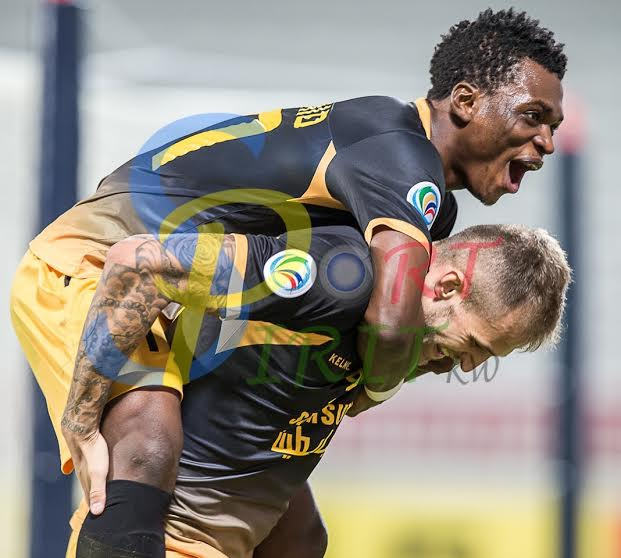 Ghana defender Rashid Sumaila named in Kuwaiti League Team of the Season