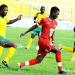 Richard Mpong charges Kotoko to shatter New Edubiase invincibility in Elite Cup clash